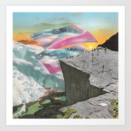 northwest passage Art Print