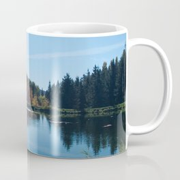 Fall Landscape Photography Print Coffee Mug