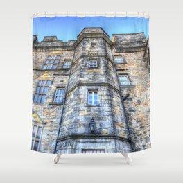 Edinburgh Castle Scotland Shower Curtain