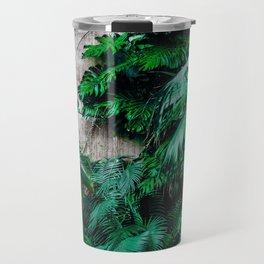 The Room's Green (Color) Travel Mug