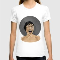 psycho T-shirts featuring Psycho by Beethowen Souza