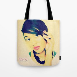 Yes to Youth Tote Bag