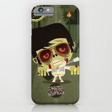 Elvis Zombie iPhone 6s Slim Case