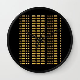 Share The Word Wall Clock
