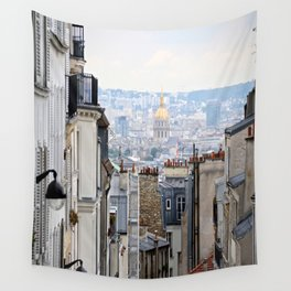 Paris 2 Wall Tapestry
