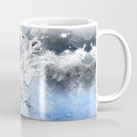 arctic monkeys Mugs featuring Arctic Tears by Fresh Doodle - JP Valderrama