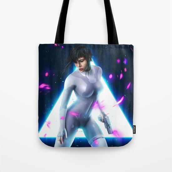 Gits - fan art Tote Bag