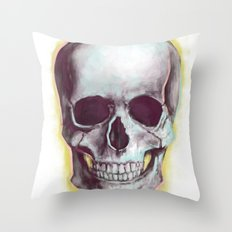UNCOVERED Throw Pillow