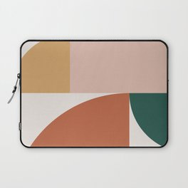 Abstract Geometric 10 Laptop Sleeve