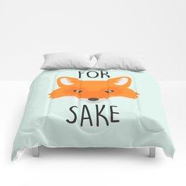 For Fox Sake Comforters