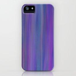 Lavender Fog iPhone Case