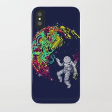 ART'stronaut iPhone X Slim Case