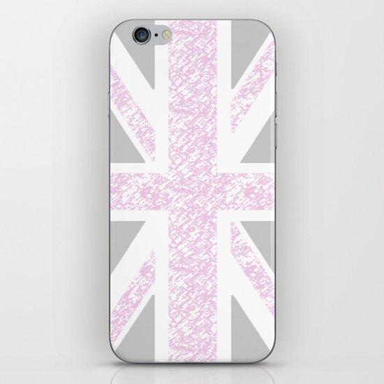 Union Jack iPhone & iPod Skin