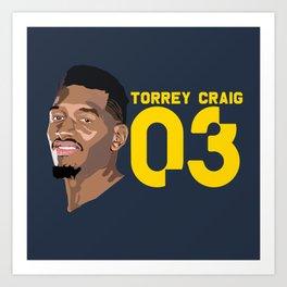 Torrey Craig Art Print
