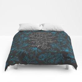 My Soul Waits Comforters