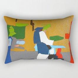 Mrs. Rose Rectangular Pillow