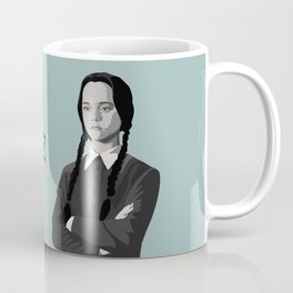 Wednesday Kaffeebecher