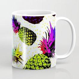 colorful pineapple pattren Coffee Mug