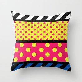LOLLYPOP N.1 Throw Pillow