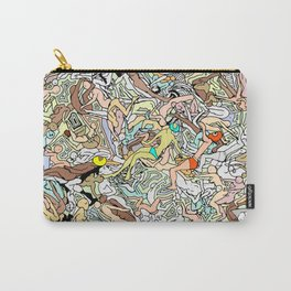 Martians Invasion Carry-All Pouch