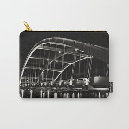 Rochester NY Bridge at Night Carry-All Pouch