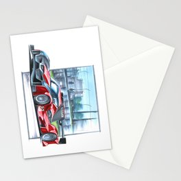 Nissan DPi Concept Stationery Cards