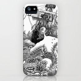 The Giant Squid iPhone Case