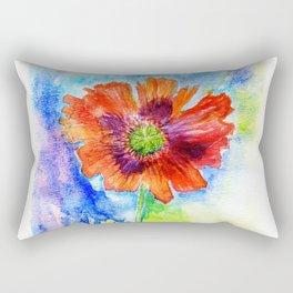 Papaver I Rectangular Pillow