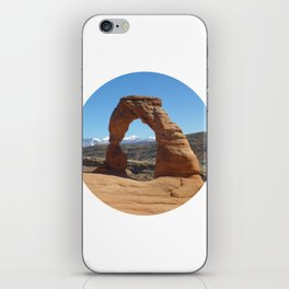 Moab Arches National Park iPhone Skin