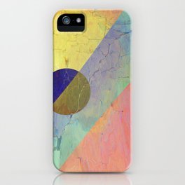 Hipster Solar Flare iPhone Case