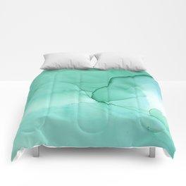 Sea Ink 2 Comforters