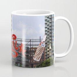 Cola sign at New York City Coffee Mug