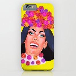 Gigi Goode Fanart iPhone Case