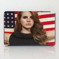 american iPad Cases featuring American by Michelle Rosario