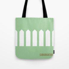 Suburgatory - Minimalist Tote Bag