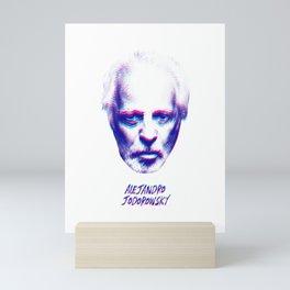 jodorowsky Mini Art Print