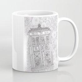 Doctor Police Box Coffee Mug