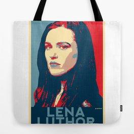 Lena Luthor President Tote Bag
