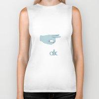 kim sy ok Biker Tanks featuring ok by Blackoptics8