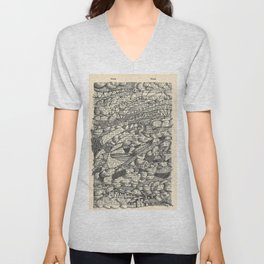 Rolling with the Wind Unisex V-Neck
