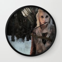 Alfar  Wall Clock