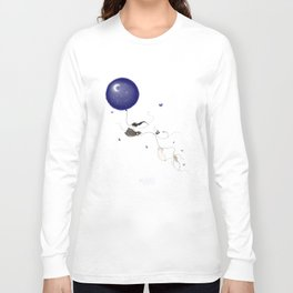Moon and Stars *New* Long Sleeve T-shirt