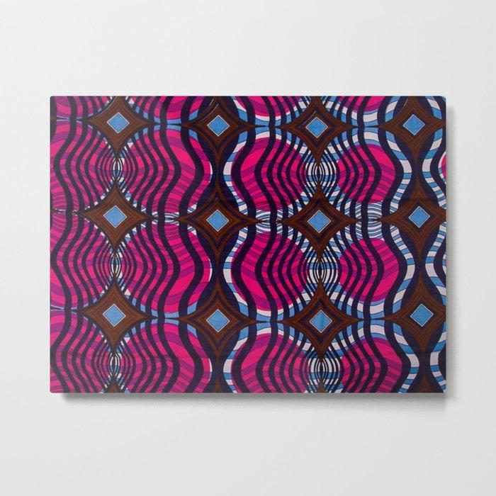 tanzania Metal Print