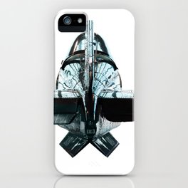 738. A T34-C Aircraft  iPhone Case