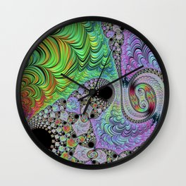 What If I Needed It Wall Clock