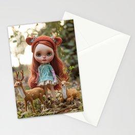 DEERA BLYTHE DOLL BY ERREGIRO Stationery Cards