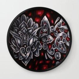 Jaded Art Wall Clock
