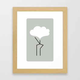 The Things You Will See - No. 4 Framed Art Print