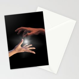 Theonite Cover Art [textless, borderless] Stationery Cards