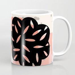 Confetti Cookie Flower Coffee Mug